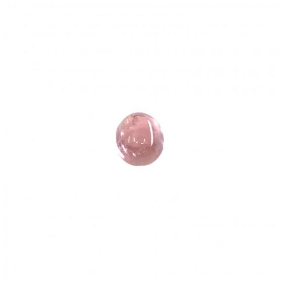 Turmalin ovaler Cabochon ca. 12x10 mm