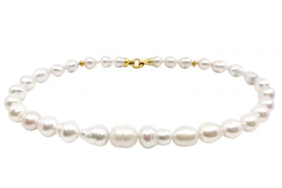 Spannende Perlenkette