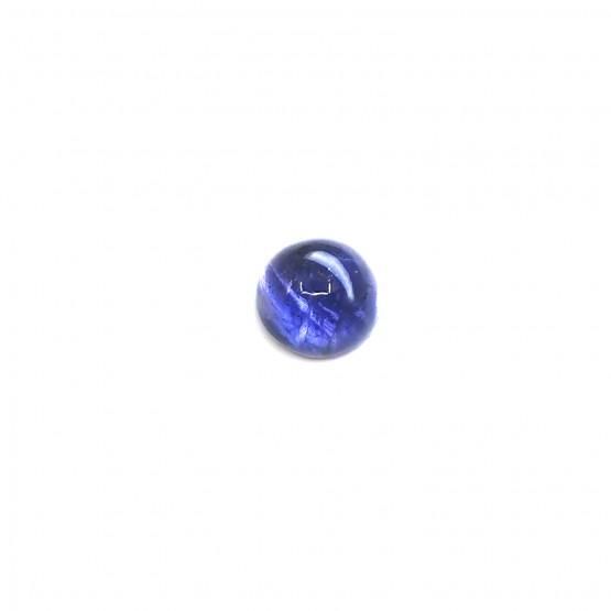 Iolith runder Cabochon ca. 9 mm