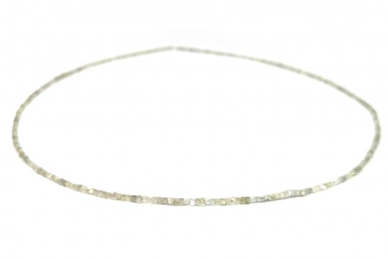 Diamantkette angeschliffene Würfel ca. 1,6-1,2 mm